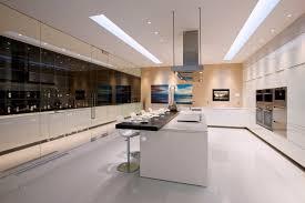 Ultra Contemporary Kitchen Designs