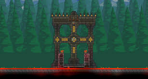 Pumpkin Moon Terraria by Crushing Pumpkin Moon And All 3 Mechanical Bosses Using An Easy To