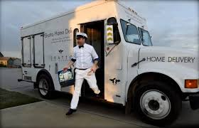 Shatto Milk Brings Back The Milkman With Delivery Service | The ... Truck Show Classics 2016 Oldtimer Stroe European 1949 Divco Model 49n Milk S125 Kansas City Spring 2012 For Sale Brian Cowdery Metal Sculpture Steel Hauler Recalls Cabovers Wreck Runaways And More From Six Cades Usa Arizona Old Munroe Editorial Stock Photo Image Of Intertional Photos From The K Line Parts Dare I Say Pword 1951 7 Smart Places To Find Food Trucks Truckrepin Brought You By Oregoninsuranceagents At Desert Dairy Experience Landscapes People Culture
