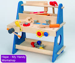 Step2 Workbenches U0026 Tools Toys by Hape Master Workbench Cool Toy Review