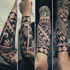 100 Maori Tattoo Designs