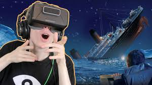 titanic sinking simulator in vr fall of the titanic oculus rift