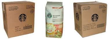 New Starbucks Office Coffee Packaging