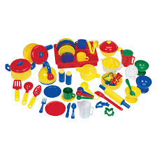 Dora The Explorer Kitchen Playset by Kidkraft 27 Piece Primary Kitchen Playset 63127 Hayneedle