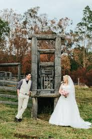 Sam Ians DIY Rustic Country Qld Wedding