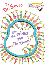 100 Whatever You Think Think The Opposite Ebook Amazoncom Oh The S Can Big Bright Early Board