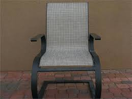 Restrapping Patio Furniture San Diego by Patio Furniture Repair San Diego Refinish Patio Furniture San