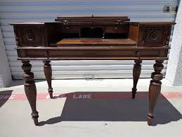 Secretary Desk With Hutch Plans by Vintage Secretary Desk With 4 Drawers U2014 All Home Ideas And Decor