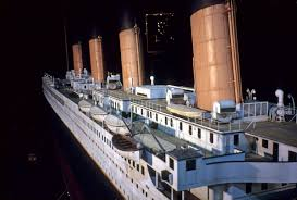 Titanic Sinking Simulation Real Time by Titanic Stories Fxguide