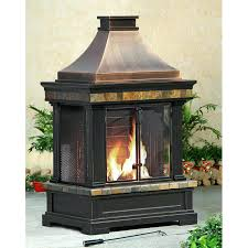 Portable Outdoor Fireplace Portable Outdoor Fireplaces Wood