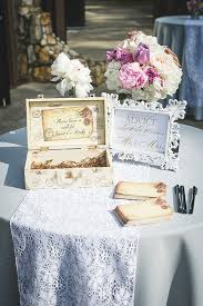 Advice For The Bride And Groom Table Rustic Glam Wedding Decor Ideas Blended With