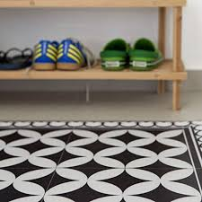 PVC Vinyl Mat Carpet Tiles Pattern Decorative Linoleum Rug FREE Shipping Gift For Holidays