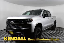 100 4wd Truck New 2019 Chevrolet Silverado 1500 LT Trail Boss 4WD In Nampa
