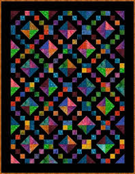 119 best A Quilt with Dark Background images on Pinterest