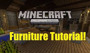 Minecraft Kitchen Ideas Youtube by Inspirational Good Furniture Ideas For Minecraft Ps3