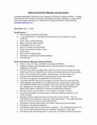 Description Image Examples Best Of Certified Dietary Manager Sample Resume Cna Job For