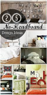 25 No Headboard Design Ideas