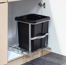 teleskop mülleimer abfalleimer einbaumülleimer küchen abfall eimer 14 liter haushaltswaren möbel und freizeitartikel günstig kaufen auf gravidus de