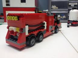 Tanker One. - Lego Angeles Fire & Rescue
