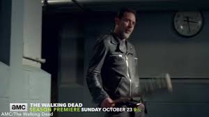 Cast Member From Hit The Floor Killed by The Walking Dead Season 7 Drops And Gives A Clue To Negan U0027s Victim