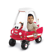 100 Truck Cozy Coupe Amazoncom Little Tikes Fire And Rescue RideOn Toys