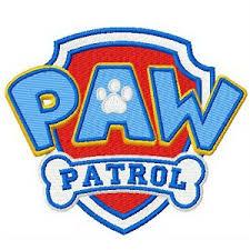 Paw Patrol Logo Clipart