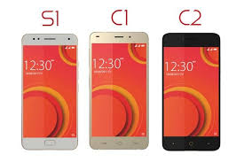io a Chinese mobile brand has just announced three new bud smartphones for the Indian market The phones are named IO C1 C2 and S1