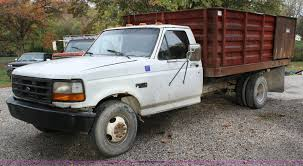 1992 Ford F350 Dump Truck | Item 5084 | SOLD! November 18 Co... Ford F750 Dump Trucks For Sale Used On Buyllsearch F550 1979 Truck 2006 F350 60l Power Stroke Diesel Engine 8lug Ford Equipment Equipmenttradercom 1997 Super Duty Xl Dump Bed Pickup Truck Item Dc Bangshiftcom 1975 2002 73l 4x4 1994 Flatbed Dd1697 Sol Regular Cab In Red 1972 6772 Ford F350 Pinterest