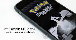 Download NDS4iOS IPA Nintendo DS Emulator iOS 10 [No