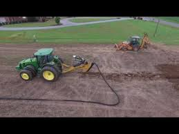 integrity ag 2016 soil max tile plow demonstration
