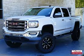 Brand New Lift, Wheels, And Tires! 2018 GMC Sierra 1500 SLT For Sale ... Lewisville Autoplex Custom Lifted Trucks View Completed Builds Rocky Ridge For Sale In Texas Fancy 2018 Chevrolet Inventory Fresh 2017 Ford F 250 4x4 For Diesel 4x4 Dave Arbogast The Of Sema 2014 Ram 2500 Lone Star Edition With A In Youtube 1986 34 Ton New Quality Net Direct Auto Sales
