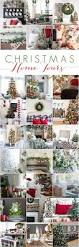 Donner And Blitzen Flocked Christmas Trees by 10 Insanely Beautiful Ways To Decorate Your Christmas Tree