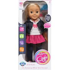 My Friend Cayla Doll Could Be Spying On Your Children Video
