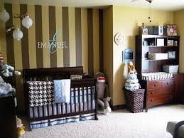 Sock Monkey Crib Bedding by Sock Monkey Nursery Ideas Design Dazzle