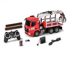 100 Rc Model Trucks 120 Arocs Mercedes TimberTruck 100 RTR Electric Cars 100RTR