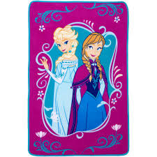 Disney Bath Sets Uk by Disney Frozen 2 Piece Blanket And Pillow Set Walmart Com