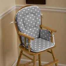 Gray And White Dots And Stripes High Chair Pad | Highchair ... Floral Chair Covers Ebay Animal Print And Antique Ornate Carved Wooden Wingback W Monkey Elephant Upholstered Cushions Woodlands Peters Cabin Ding Pads Latex Foam Fill 28 Great Of Phomenal Prints Reversible Stripe Cushion Rocker Rocking Oooh Baby Harriet Bee Starla Whale Tales Kids Wayfair Ihambing Ang Pinakabagong Recliner Mat 1930s Vintage Saddle Levo In Beech Wood With Mmout Cloud Delta Children Emma Nursery Graphite