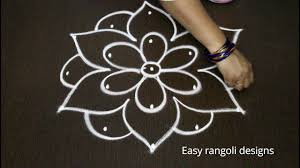 Latest Simple Friday Kolam Designs With Dots - Easy Rangoli ... Rangoli Designs Free Hand Images 9 Geometric How To Put Simple Rangoli Designs For Home Freehand Simple Atoz Mehandi Cooking Top 25 New Kundan Floor Design Collection Flower Collection6 23 Best Easy Diwali 2017 Happy Year 2018 Pooja Room And 15 Beautiful And For Maqshine With Flowers Petals Floral Pink On Design Outside A Indian Rural 50 Special Wallpapers