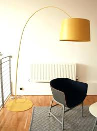 Chrome Overhanging Floor Lamp by Floor Lamp Overhanging Beautify Your Home With Large Lamps Bea