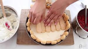 burcus bistro erdbeertraum dessert rezept ohne backen