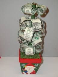 Origami Money Tree Plant