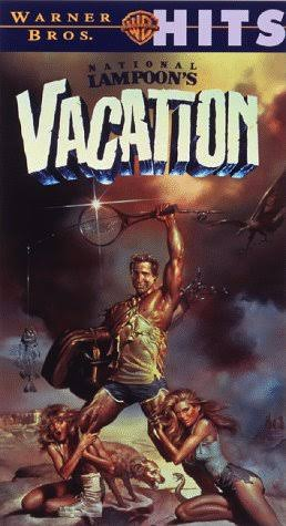 National Lampoon's Vacation VHS