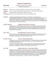 Resume Qualifications Templates S Remarkable For Customer Military Summary Examples Skill Example Of Skills In