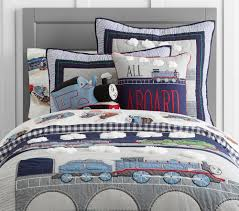 Quilted Bedding | Thomas And Friends Pottery Barn Kids Collection ... Emme Claire In Her Disney Princess Bed Pottery Barn Kids Bedding Baby Fniture Bedding Gifts Registry Cowboy Boy Crib Dandy Pony And Stuning Birdcages Twin Teen Derektime Design 24 Cool And Serta Perfect Sleeper Waddington Plush Enfield Ct Location Dress Wdvectorlogo Brody Quilt Toddler Boys Room Pinterest Farmdale Euro Top Country Quilts Primitive Patchwork Vhc Brands Nursery Beddings Jakes Fire Truck Articles With Sheet Set Tag