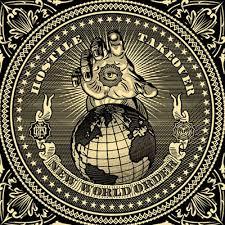 Denver International Airport Murals New World Order by Modern Propaganda Poster Artists Pinterest Artist