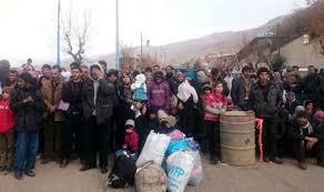un siege social u n says nearly one million syrians living siege naharnet