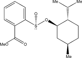 Chair Conformations Of Menthol by Iucr 1r 2s 5r U2013 Menthyl S 2 Methoxycarbonyl Benzenesulfinate