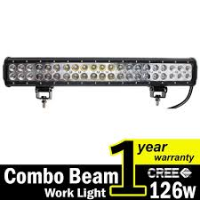 Best LED Light Bars For Trucks And SUVs In 2018 – Buyer's Guide ... 12w Led Offroad Work Light Truck Tractor Car Fog Auxiliary Are Bed Lighting For Those Who Work From Dawn To Dusk Trucklite 8170 Signalstat Stud Mount 5 Rectangular 2 X Cube 16w Cree Flood Driving Off Road Bar Jeep Buy Now X 6inch 18w Lamp Traxxas Xmaxx Lights Super Bright Easy To Install Youtube Flush Pods Spotflood Offroad Boat Ip67 12v 24v 10w Warning Lights On Vehicle Lighting Ecco Bars Worklamps Cap World