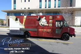 Prestige Food Trucks | Food Truck & Mobile | Scabrou