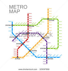 Metro Stock Royalty Free & Vectors